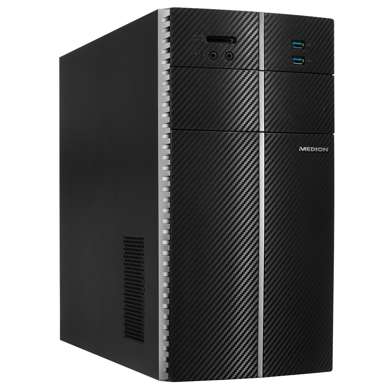 MEDION® AKOYA® E40008, Intel® Pentium® Silver J5005 Prozessor, Windows10Home, 1 TB Festplatte, 8 GB DDR4 RAM, PC