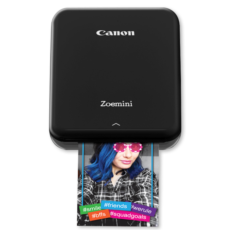 CANON Zoemini P89242, Tragbarer Drucker, Bluetooth, eingebauter Akku