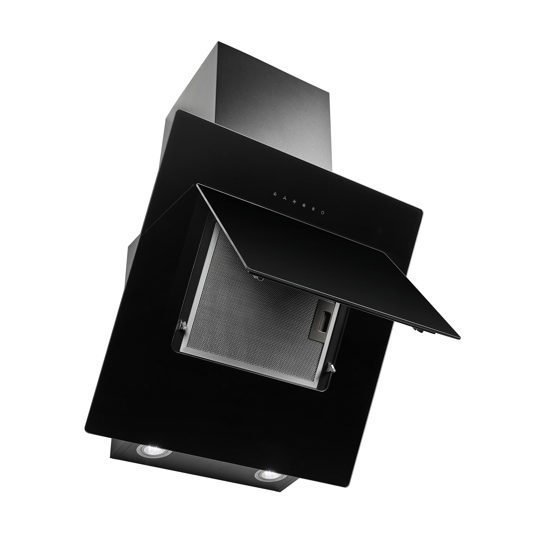 MEDION® Kopffreihaube MD 37411, 250 W Motorleistung, 2 Aktivkohlefilter, Touch-Steuerung