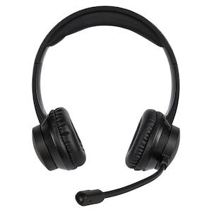 MEDION® LIFE® E83265 USB-Headset, Stereo Kopfhörer für ein perfektes Klangerlebnis, integriertes Mikrofon mit glasklarer Tonaufnahme, pratkischer Lautstärkeregler am Kabel, leicht und bequem, Plug & Play, für PCs und Notebooks