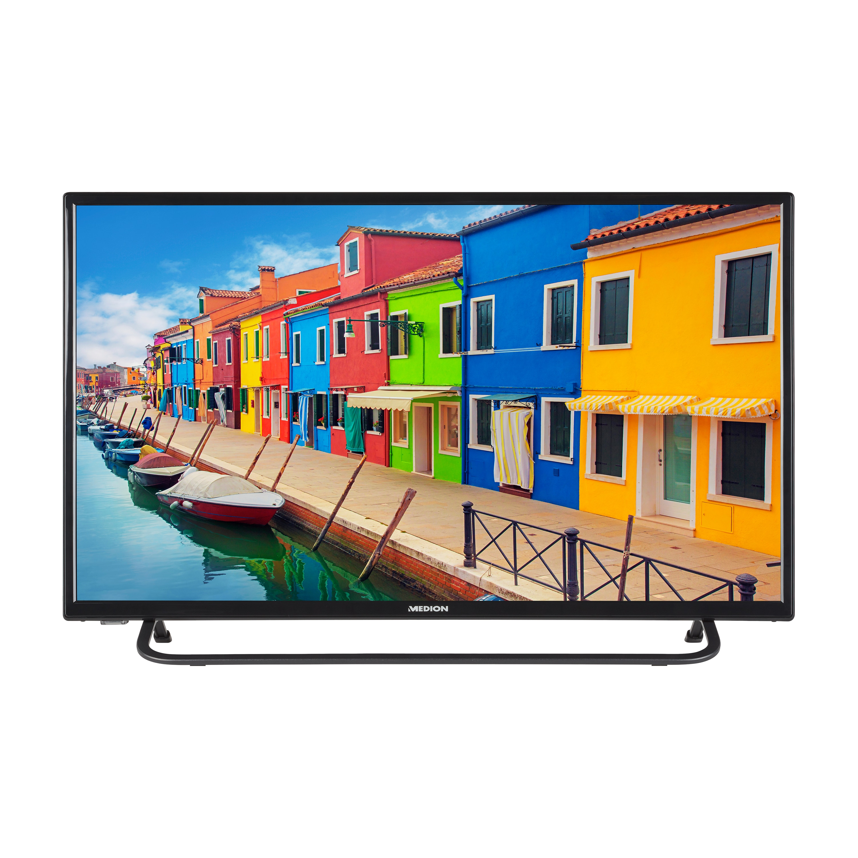 MEDION® LIFE® E13291 TV, 80 cm (31,5''), HD, HD Triple Tuner, integrierter Mediaplayer, CI+