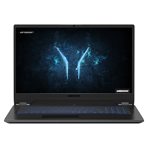ERAZER® X17801, Intel® Core™ i7-9750H, Windows 10 Home, 43,9 cm (17,3'') FHD Display, GTX 1660 Ti, 256 GB SSD, 1 TB HDD, 16 GB RAM, High-End Gaming Notebook