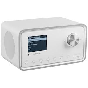 "MEDION® S85105 WLAN Internet-Radio mit 2.1 Soundsystem, 8,1 cm (3,2"") Farbdisplay, WLAN, DAB+ & UKW Empfänger, DLNA,  2 x 10 W RMS (B-Ware)"