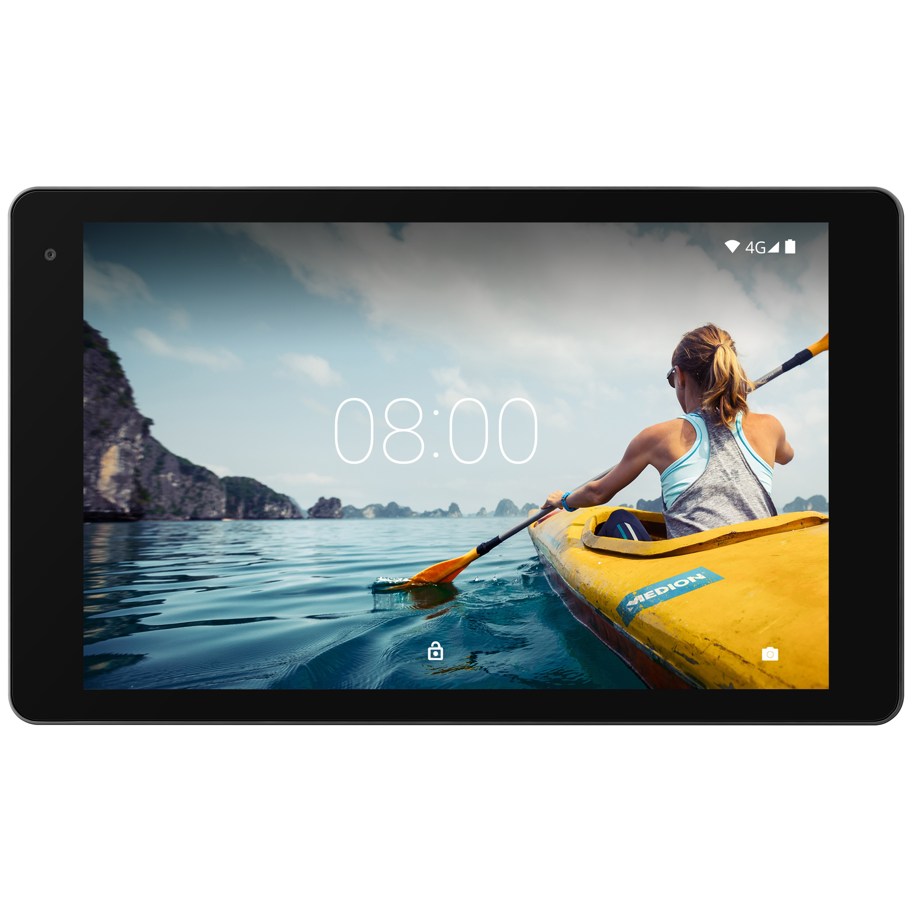 """MEDION® LIFETAB® P10612 Tablet, 25,5 cm (10,1"""") FHD Display, Android™ 8.1, 32 GB Speicher, Octa-Core-Prozessor, Quick Charge 3.0, LTE Cat 4  (B-Ware)"""