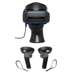 """MEDION® ERAZER® X1000 MR Glasses inkl. 2 Motion Controller, Gaming Zubehör, 7,34 cm (2.89"""") LCD Display, bis zu 105° Sichtfeld, 2 Kameras zur Bewegungserfassung"""