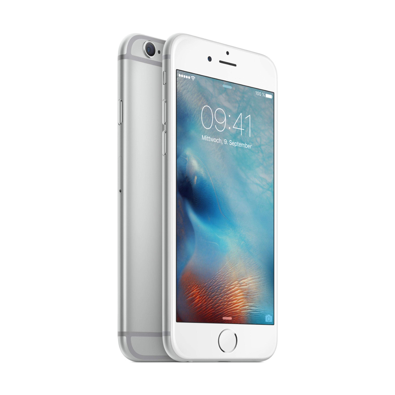 APPLE iPhone 6 Smartphone, 11,94 cm (4,7'') Retina HD Display, 16 GB Speicher, A8 Chip, LTE, generalüberholt