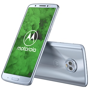 MOTOROLA moto g6 plus Smartphone, 15,06 cm (5,9) Full-HD+ Display, Android™ 8.0, 64 GB Speicher, Octa-Core-Prozessor