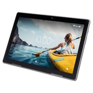 MEDION® LIFETAB® E10911 Education Tablet, 25,5 cm (10) FHD Display, Betriebssystem Android™ 10, 64 GB Speicher, 3 GB RAM, Quad-Core Prozessor, Front- und Rückkamera, LTE, inkl. LIFE® P81010 Kabellose Maus - ARTIKELSET