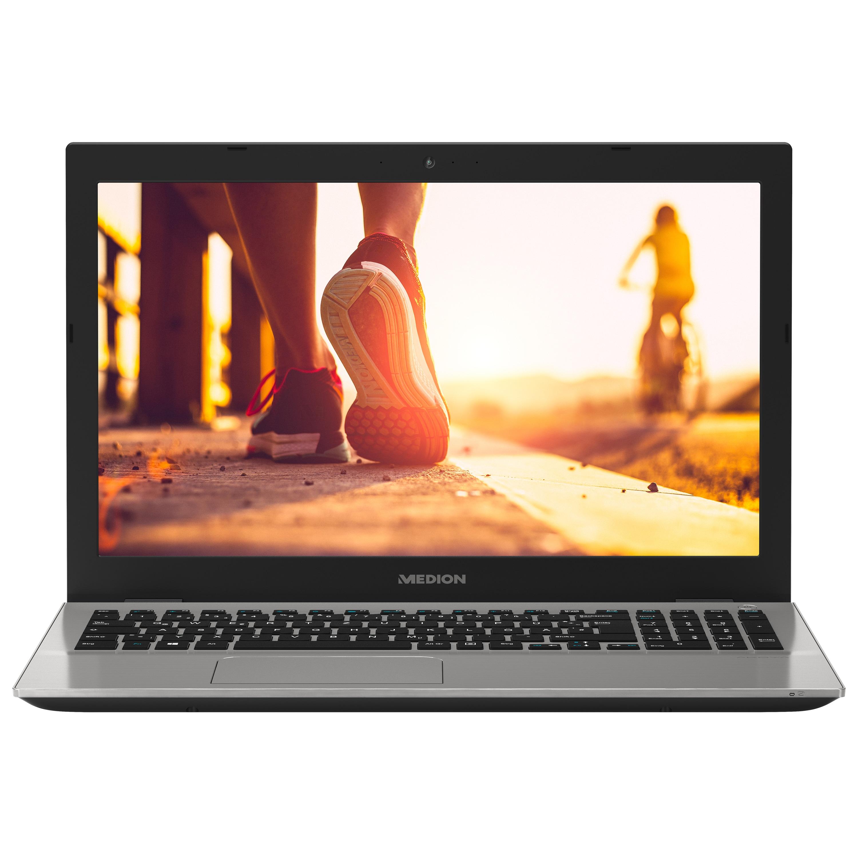 MEDION® AKOYA® S6625, Intel® Core™ i7-8550U, Windows10Home, 39,5 cm (15,6) FHD Display, 940 MX, 256 GB SSD, 1 TB HDD, 8 GB RAM, Notebook