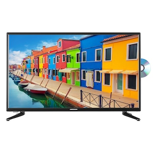 MEDION® LIFE® P12311, TV, 80 cm (31,5) integrierter DVD-Player, DVB-T2 HD, HD Triple Tuner, integrierter Mediaplayer, CI+ (B-Ware)