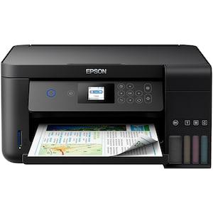 EPSON EcoTank ET-2750 3-in-1 inkjetprinter | WiFi en apps | printen | scannen en kopiëren | duplex | grote capaciteit inkttank