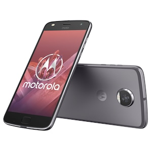 MOTOROLA moto z2 play Smartphone, 13,97 cm (5,5'') Full HD Display, Android™ 7.1.1, 64 GB Speicher, Octa-Core-Prozessor, LTE, Dual-SIM