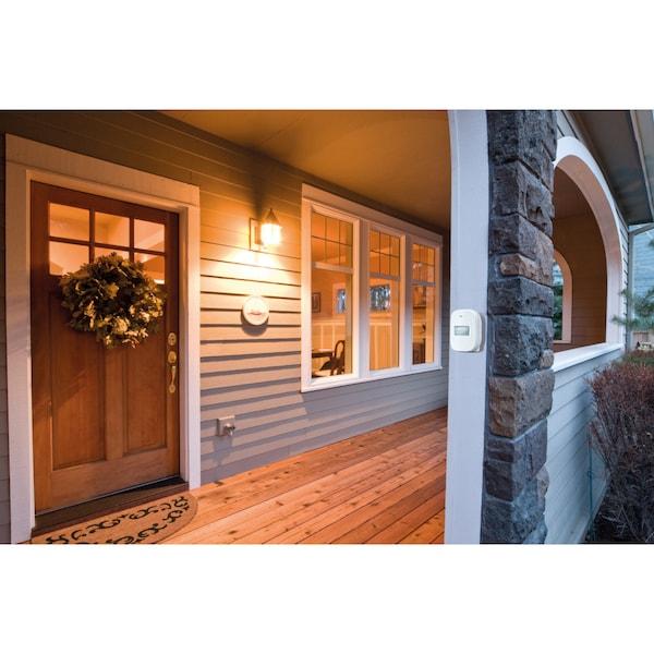 medion smart home bewegungsmelder p85707 120 weitwinkel bis zu 8 meter reichweite smart. Black Bedroom Furniture Sets. Home Design Ideas