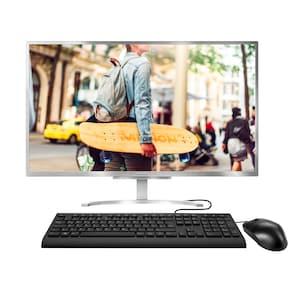 MEDION® AKOYA® E23401, Intel® Core™ i3-7020U, Windows10Home, 60,5 cm (23,8) FHD Display, 256 GB SSD, 8 RAM, USB-Webcam, Aluminium-Design, All-in-One PC