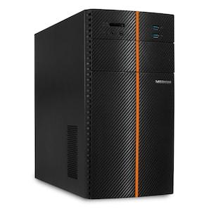 MEDION® AKOYA® P66013 Multimedia PC, Intel® Core™ i5-8400, Windows 10 Home, NVIDIA® GeForce® GTX 750 Ti, 128 GB SSD, 1 TB HDD, 8 GB DDR4 RAM, Multimedia PC