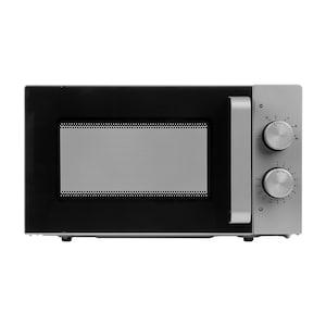 MEDION® Mikrowelle MD 18351, 700 Watt Leistung, 17 L Garraum, 6 Leistungsstufen, 30 Min. Timer (B-Ware)