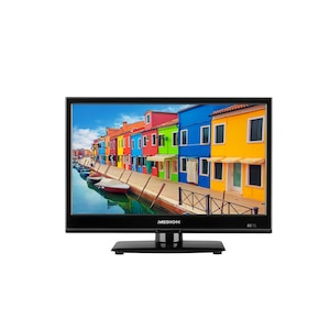 MEDION® LIFE® P13173 TV, 39,6 cm (15,6'') LED-Backlight, HD Triple Tuner, Mediaplayer, Car-Adapter, CI+
