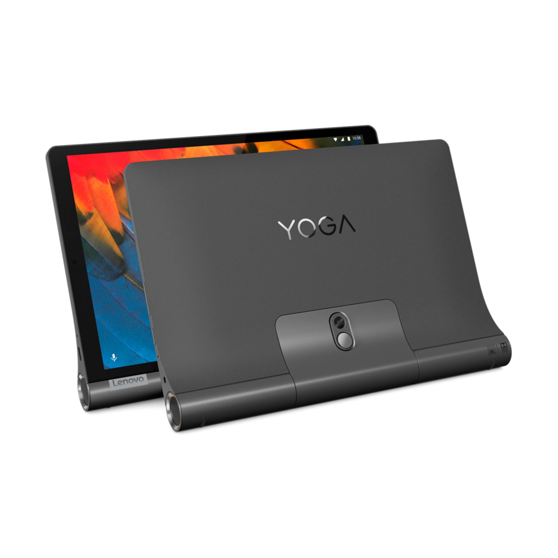 LENOVO Yoga Smart Tab, 25,7 cm (10,1) FHD Display, Android™ Pie, 32 GB Speicher, 3 GB RAM, Octa-Core-Prozessor, LTE, JBL-Lautsprecher