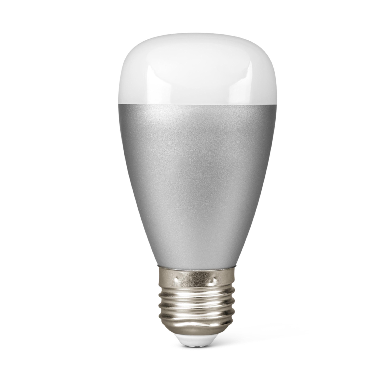 MEDION® Smart Home RGB LED Leuchte P85716, Alle Farben dank RGB, Lichtdimmer, 50.000 Std. Nutzungsdauer, 6 Watt, 470 Lumen