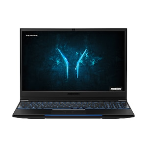 MEDION® ERAZER X15803 Gaming laptop | Intel Core i7  | Windows 10 Home | GeForce RTX 2060 | 15,6 inch 144 Hz Full HD | 16 GB RAM | 256 GB SSD | 1 TB HDD