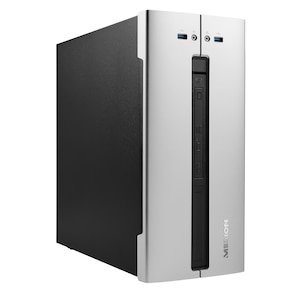 MEDION® AKOYA® E60004, Intel® Core™ i5-9400, Windows 10 Home, 1 TB HDD, 8 GB RAM, Multimedia PC