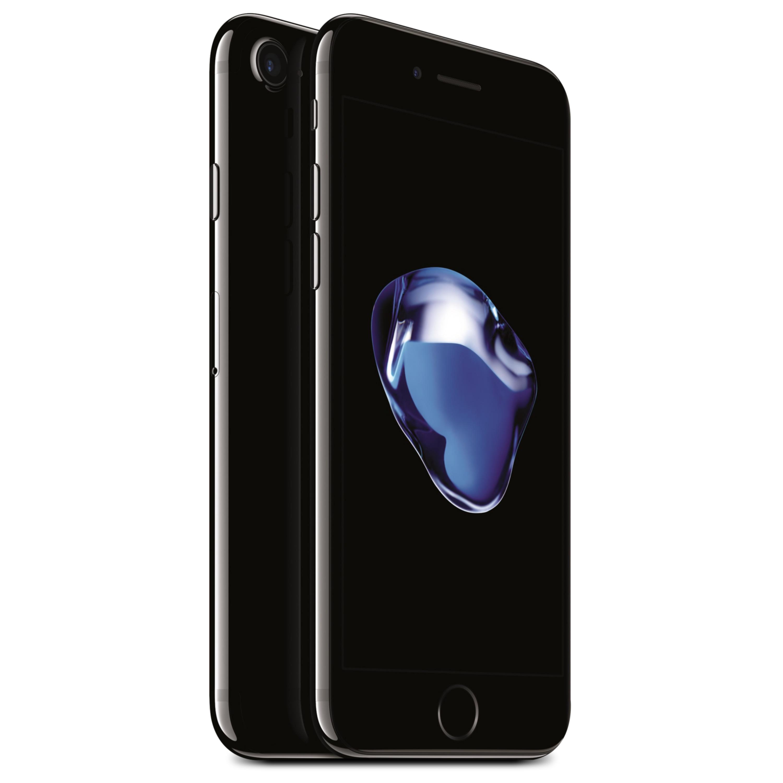 APPLE iPhone 7 128GB, schwarz (generalüberholt)
