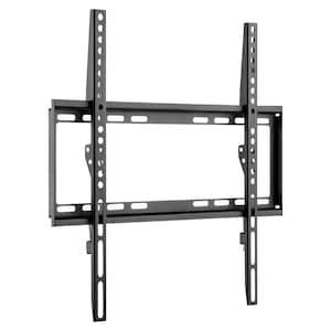 GOOBAY Basic FIXED (M) Wandhalterung, für TVs von 81-140 cm (32''-55''), max. Traglast 35 kg