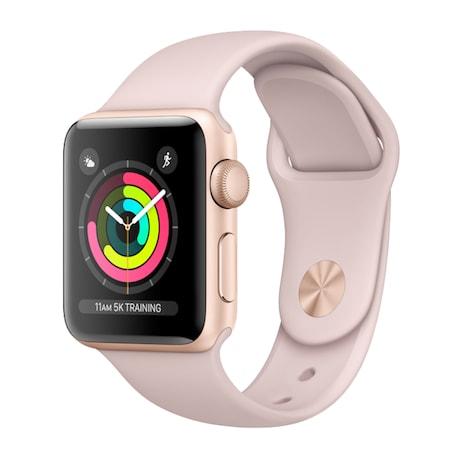 APPLE Watch Series 3 Renewd 42 mm, rosa/gold