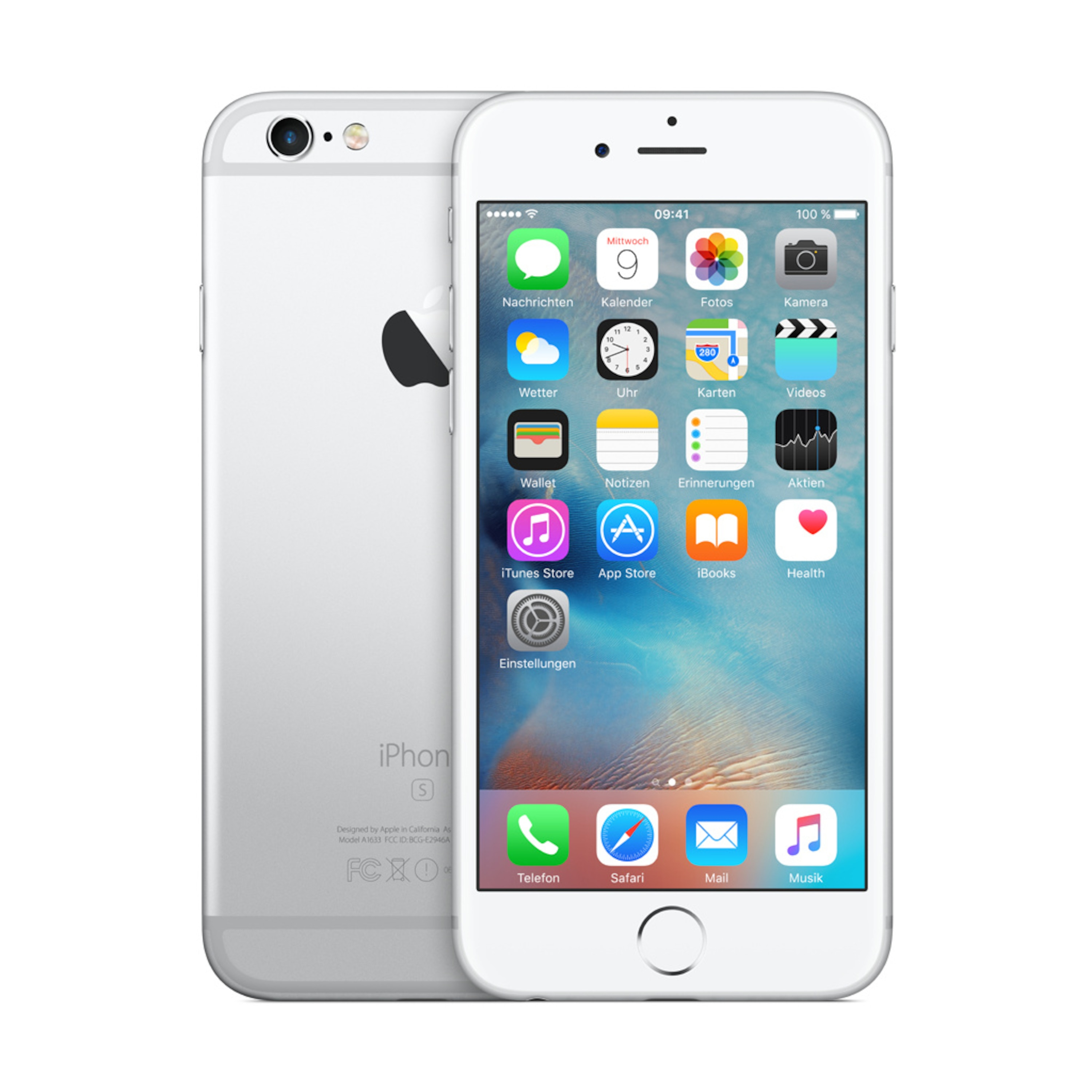 APPLE iPhone 6s 64 GB (remanufactured)