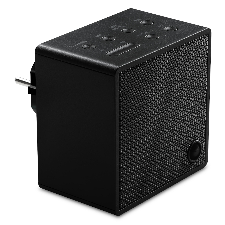 MEDION® LIFE® P65700 Steckdosenradio mit Bluetooth®-Funktion, PLL-UKW-Radio, Freisprechfunktion, USB-Ladefunktion