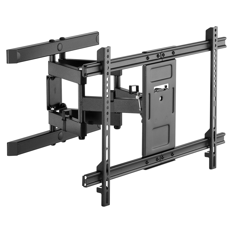 GOOBAY Pro FULLMOTION (L) Wandhalterung, für Fernseher von 94-178 cm (37''-70'), vollbeweglich (schwenkbar und neigbar), Traglast 60 kg