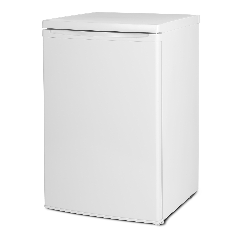 MEDION® Kühlschrank mit Gefrierfach MD 37052, 118 L Nutzinhalt, 103 l Kühlteil & 15 L Gefrierteil, wechselbarer Türanschlag