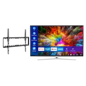MEDION® BundelDEAL ! LIFE X14350 43 inch LCD-TV & GOOBAY Basic TILT (L) Muurbevestiging