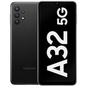 SAMSUNG Galaxy A32 128 GB, awesome black