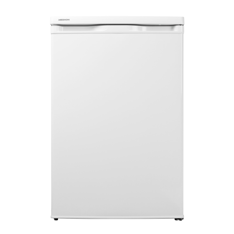 MEDION® Kühlschrank MD 13854 mit 130 L, manueller Abtaufunktion, wechselbarer Türanschlag, höhenverstellbare Füße