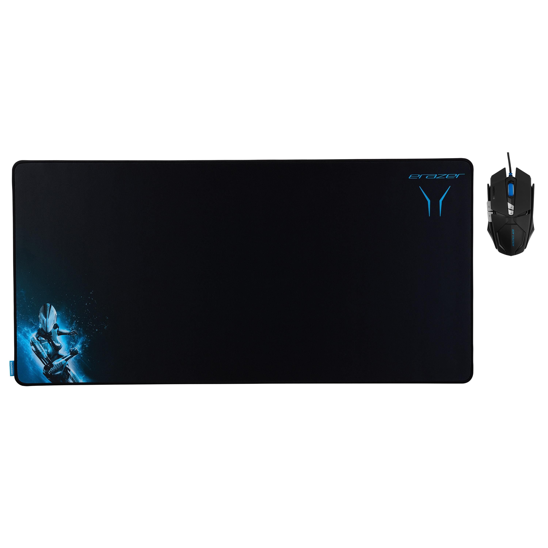 MEDION® BundelDEAL ! ERAZER X89108 XXL Mousepad & X81044 Laser mouse