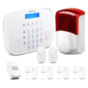MEDION® Smart Home Alarmsystem Zentrale P85731 inkl. umfangreichem Zubehör - Artikelset 1