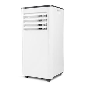 MEDION® Mobile Klimaanlage mit Fernbedienung MD 18858, Schlafmodus, Entfeuchtungsmodus, Lüftungsmodus, 24-Stunden-Timer  (B-Ware)