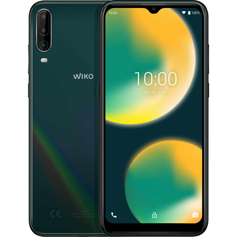 WIKO VIEW 4, cosmic green