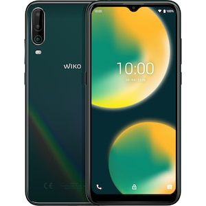 WIKO VIEW 4, cosmic green