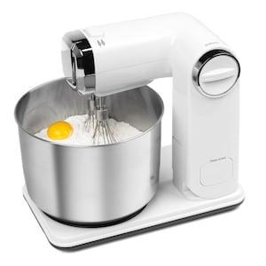 MEDION® Inklapbare keukenmachine MD 17664 | Voor het bakken | Compact | Complete levering | Grote mengkom