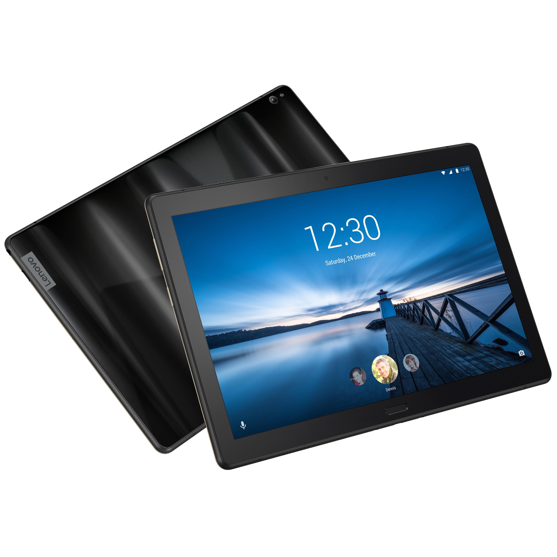 LENOVO Tab P10 | 25,6 cm (10,1 pouces) écran FHD | Android™ 8.1 | 64 Go de mémoire | 4 Go de RAM | processeur octa-core | LTE | capteur d'empreintes digitales | USB Type C