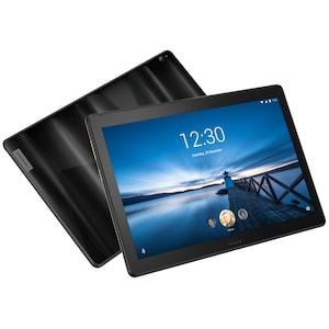 "LENOVO Tab P10, 25,6 cm (10,1"") FHD Display, Android™ 8.1, 64 GB Speicher, 4 GB RAM, Octa-Core-Prozessor, LTE, Fingerabdrucksensor, USB Type C"