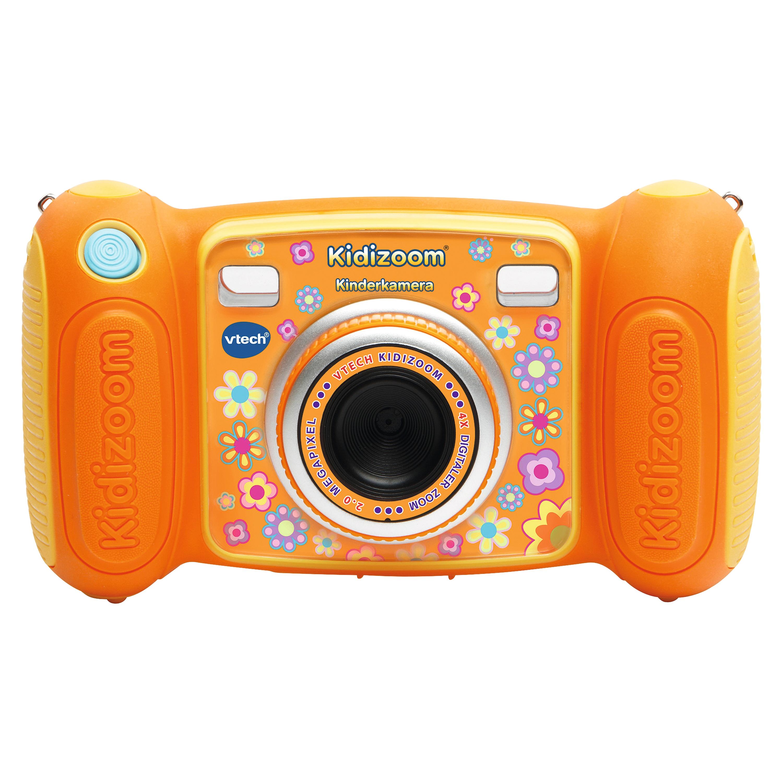 VTECH S41006 Kidizoom Kinder-Digitalkamera, 1,8'' LCD-Farbdisplay, 2 MP, interner Speicher für Fotos und Videos, kinderleicht zu bedienen, lustige Fotoeffekte