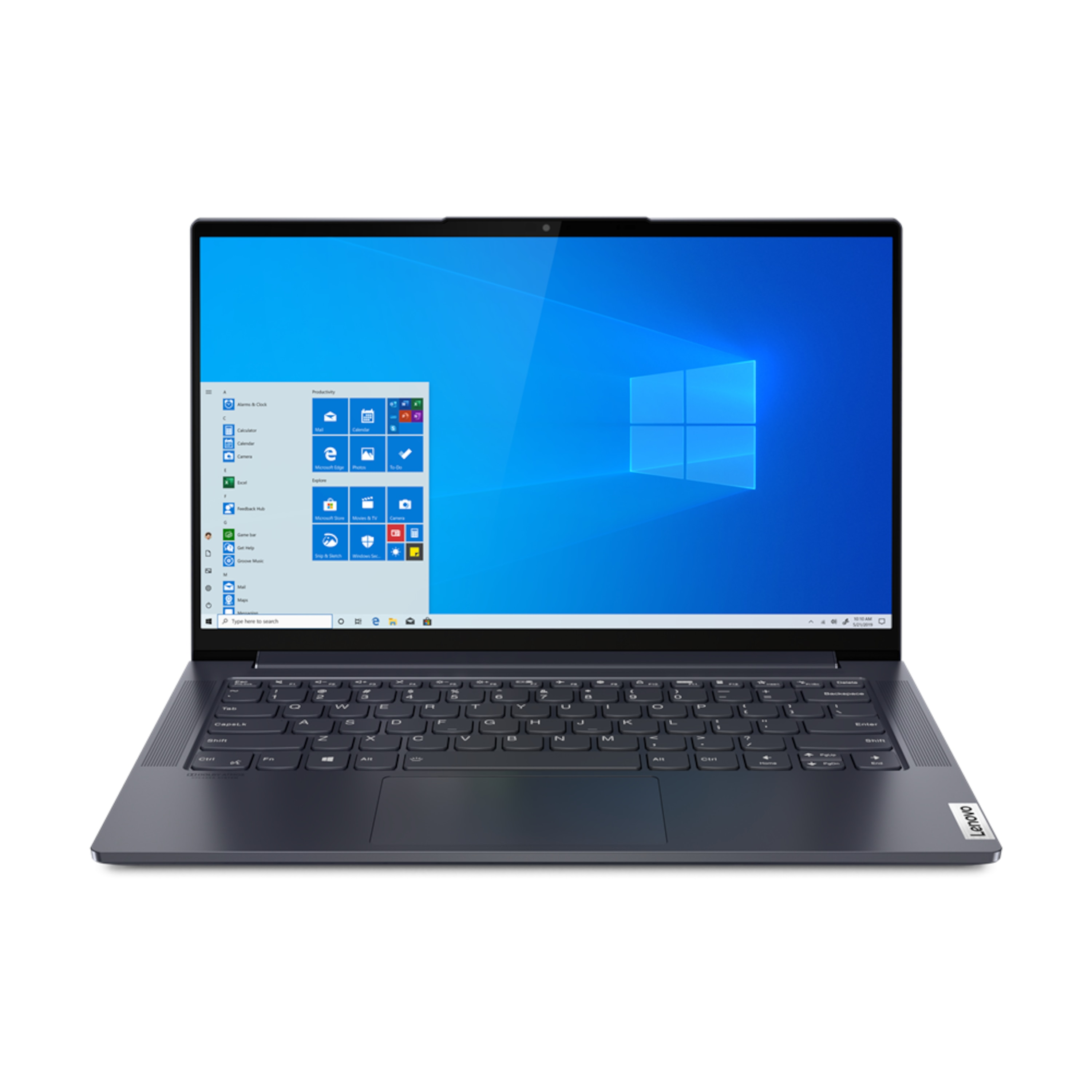 LENOVO Yoga™ Slim 7 14IIL05, Intel® Core™ i7-1065G7, Windows 10 Home, 35,5 cm (14) FHD Display, 512 GB PCIe SSD, 16 GB RAM, Notebook