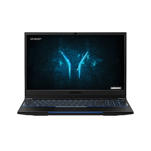 MEDION® ERAZER X15801 Gaming Laptop | Intel Core i5  | Windows 10 Home | GeForce GTX 1660 Ti | 15,6 inch Full HD | 16 GB RAM | 256 GB SSD | 1 TB HDD