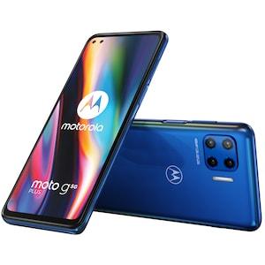 MOTOROLA moto g 5G plus Smartphone, 17 cm (6,7) FHD+ Display, Android™ 10, 64 GB Speicher, 4 GB Arbeitsspeicher, Octa-Core-Prozessor, Bluetooth® 5.0, 5G LTE