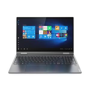 LENOVO Yoga™ C740-15IML, Intel® Core™ i7-10510U, Windows10Home, 39,6 cm (15,6) FHD Touch-Display, 1 TB PCIe SSD, 16 GB RAM, Convertible