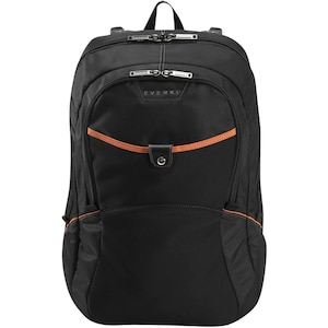 EVERKI Glide Laptop-Rucksack, extra Fach für Laptops bis 17,3'', weich gefüttertes Fach für iPad/Kindle/Tablet, Sicherheits-Reflexstreifen, ergonomische Schultergurte