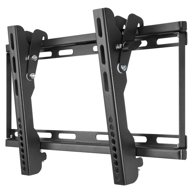 WENTRONIC TV EasyFlex Slim L Wandhalterung, für TVs von 58 cm-147cm (23''-58''), geringer Wandabstand von nur 45 mm, max. Traglast 75 kg